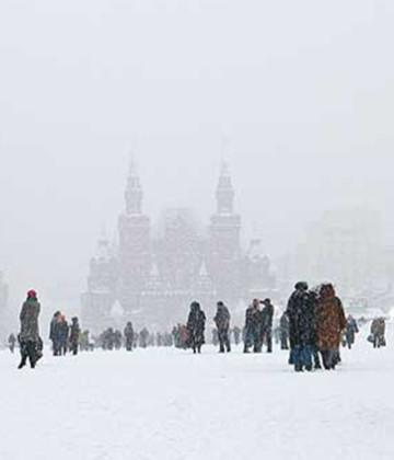 """Tutti alla cena russa, presentazione del libro """"Viaggiatori nel Freddo"""""""