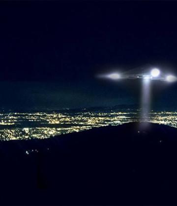 Rapimento alieno a Monte Morello