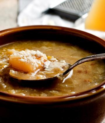 La tradizione della zuppa fiorentina