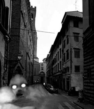 Apparizioni di Fantasmi in via Ghibellina