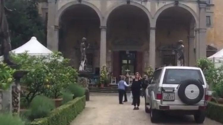 Artigianato e Palazzo, eccellenze manifatturiere e gastronomiche a Giardino Corsini
