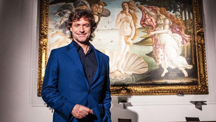 Alberto Angela e il suo 'Stanotte a Firenze'