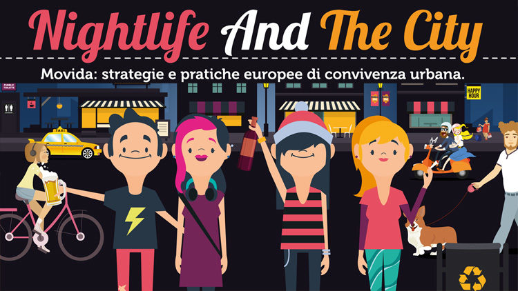 Nightlife And The City – diretta streaming – 23 settembre 2016
