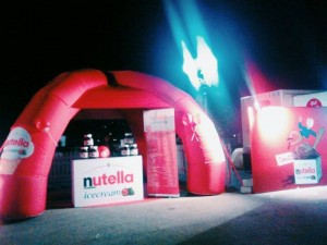 Gelato Festival 2014 Nutella