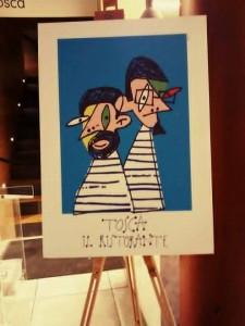 Col Mercato da Picasso Tosca il ristorante