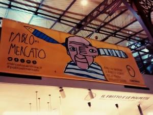 Col Mercato da Picasso Mercato Centrale Firenze