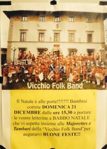 Evento Vicchio Folk Band