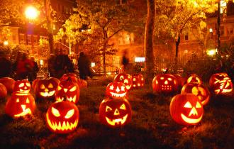 Festa grande per Halloween!